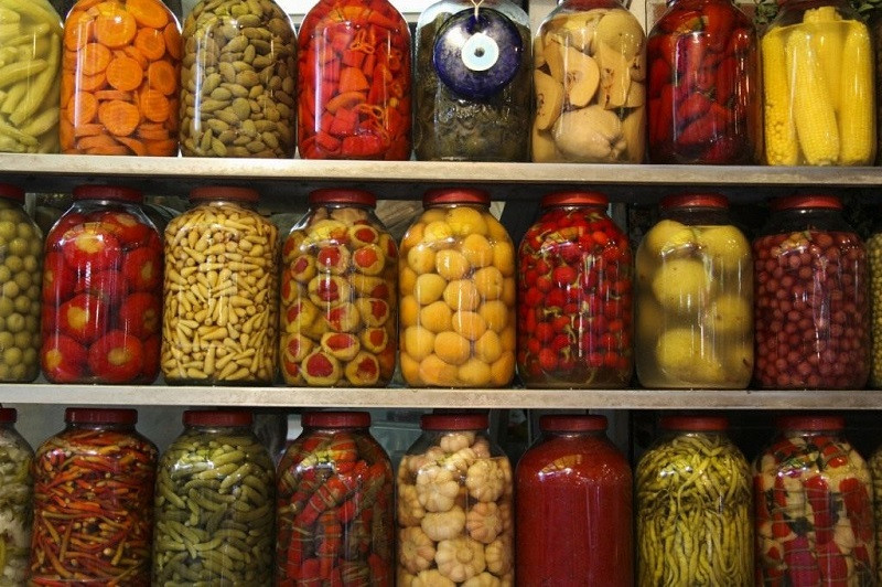 ForPost - Новости : В России будут штрафовать за неправильное хранение консервации в домах
