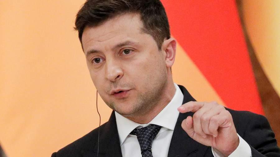 Зеленский заявил об «аплодисментах мира» разведке Украины после Кабула