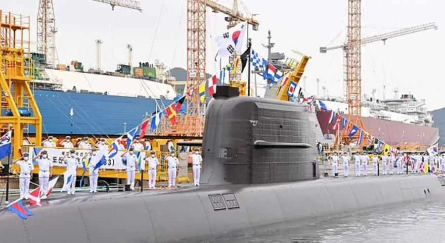 ForPost - Новости : «Удачи человечеству»: британцы об испытаниях Южной Кореей своего нового оружия