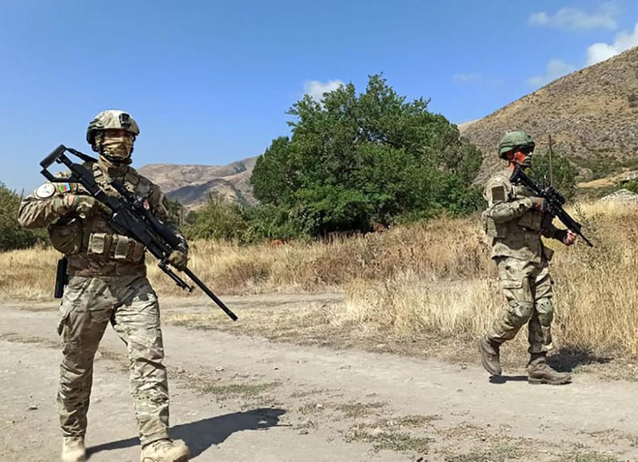 ForPost - Новости : Почему Азербайджан угрожает российским миротворцам