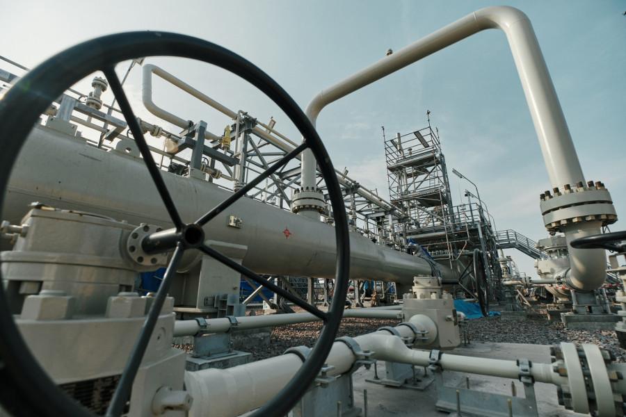 ForPost - Новости : Газовый обвал и зелёная удавка Европы