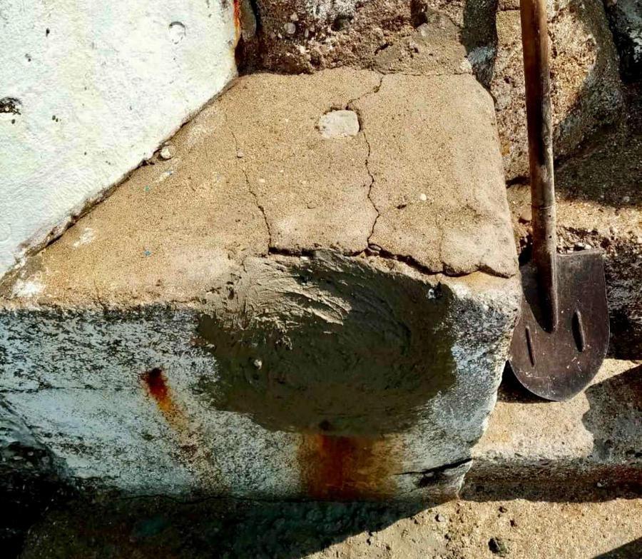 ForPost - Новости : Севастопольцы использовали старую ливнёвку для сброса стоков в Чёрное море