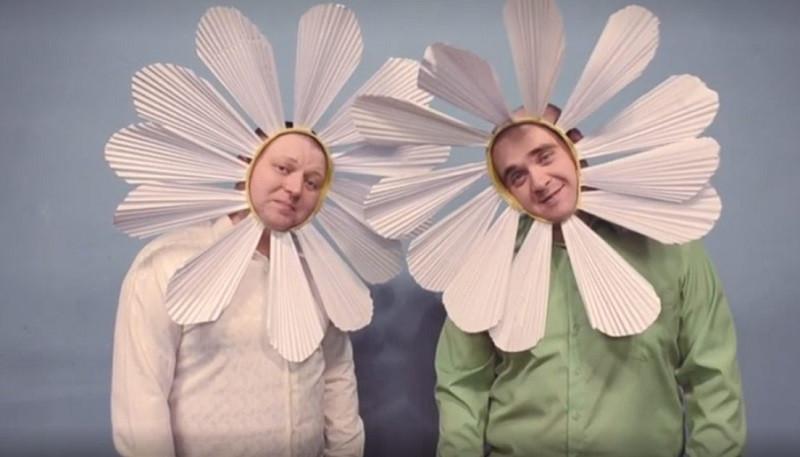 ForPost - Новости : «Жизнь не фигня!»: зэки-ромашки сняли мотивационный ролик. Видео