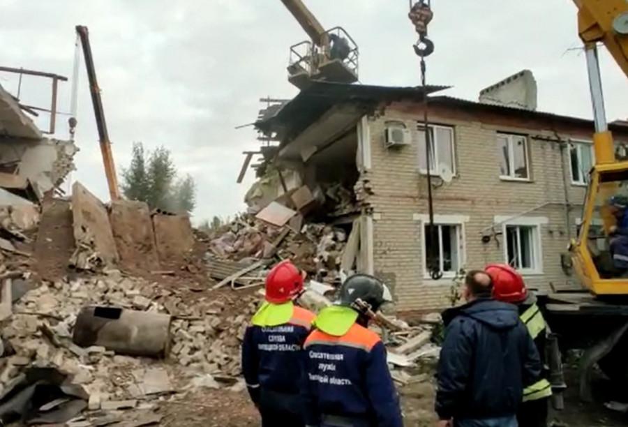 ForPost - Новости : Один человек погиб при взрыве газа в Ельце