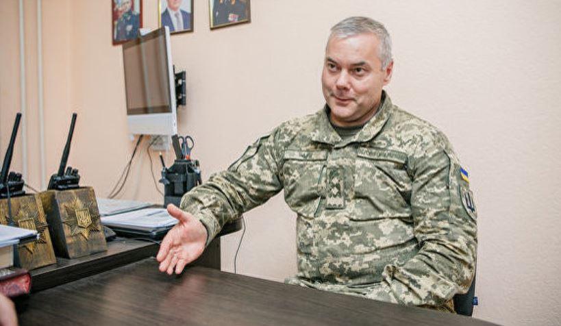 ForPost - Новости : Украинский генерал опроверг заявления об опасности российско-белорусских учений