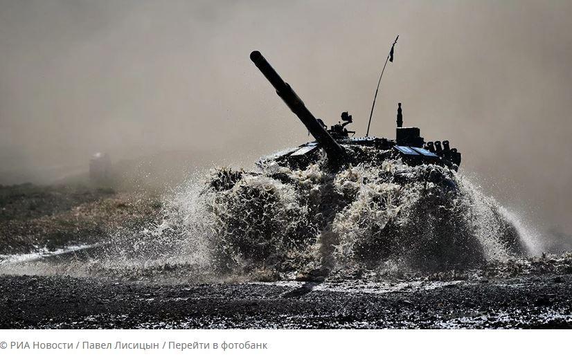 ForPost - Новости : Российская армия получит более 240 новейших танков