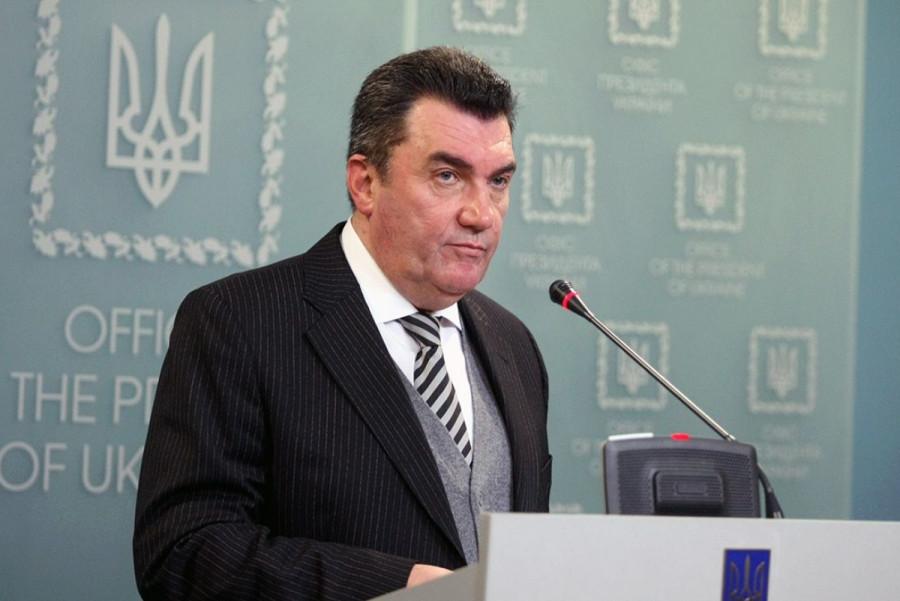 ForPost - Новости : Секретарь СНБО Украины выступил за переход на латиницу