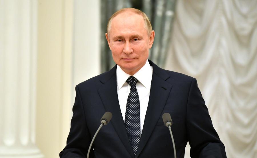 ForPost - Новости : Шведской паре запретили назвать сына в честь Владимира Путина