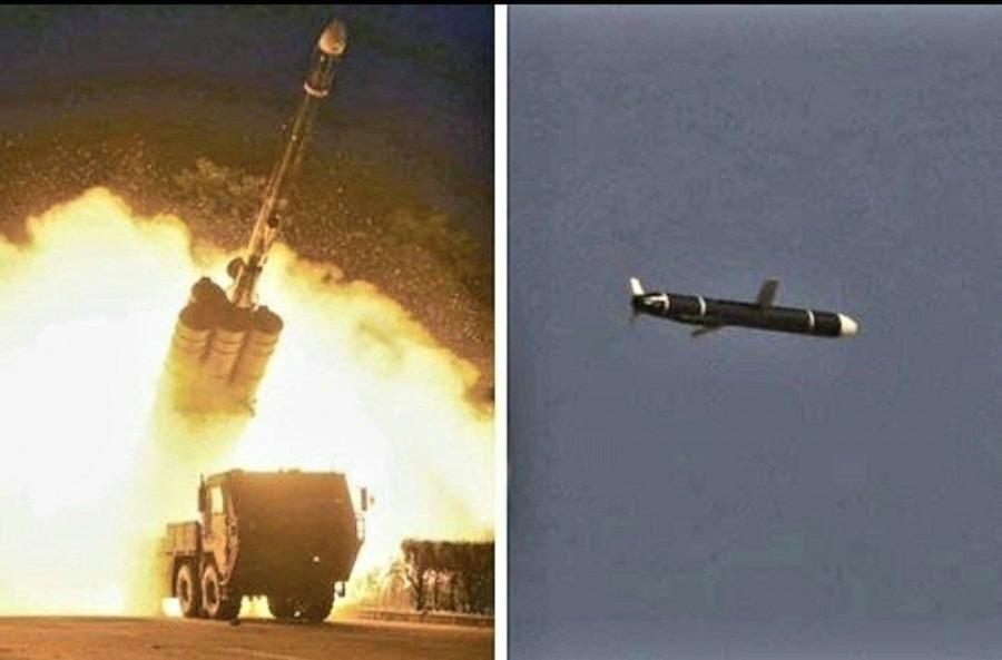 ForPost - Новости : Северная Корея испытала своё новое оружие