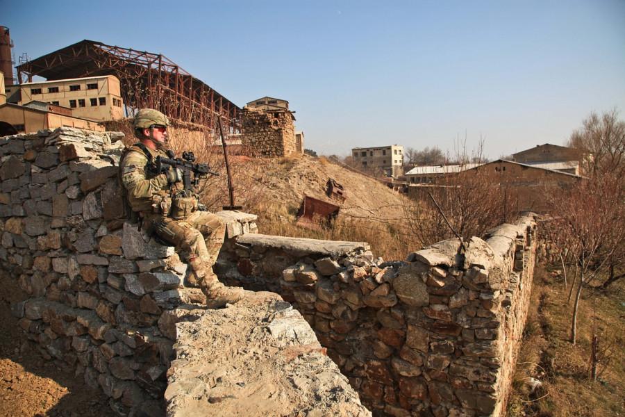 Эксперт назвал главные ошибки США в Афганистане
