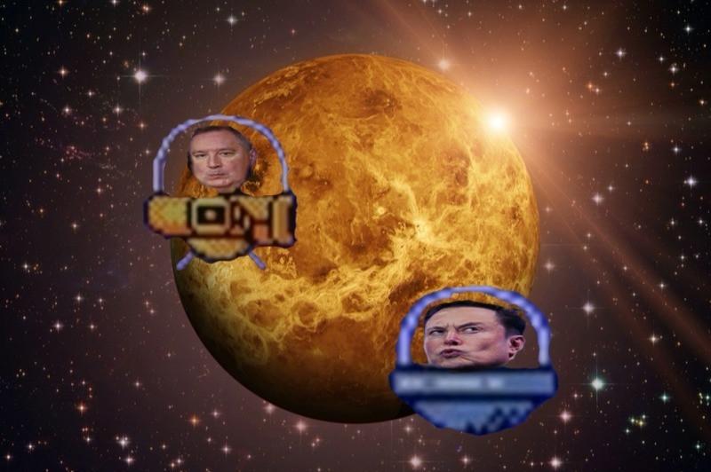 ForPost - Новости : Рогозин надеется, что потомки олигархов покорят космос