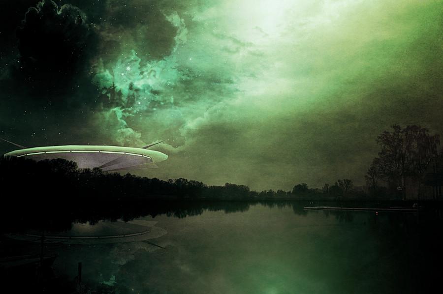 ForPost - Новости : Над побережьем Австралии заметили НЛО
