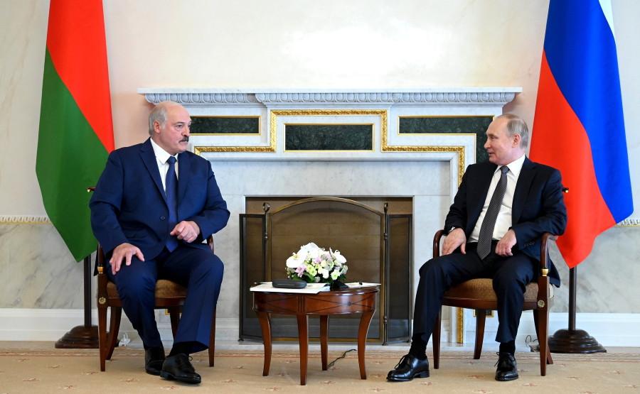 ForPost - Новости : БелРосоюз: о чём на самом деле договорились Путин и Лукашенко