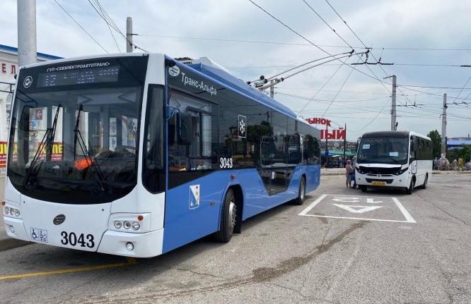 ForPost - Новости : В Севастополе ищут нового перевозчика для 12-го, 120-го и ряда других маршрутов