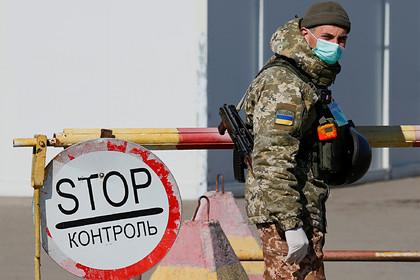 На Украине начали укреплять границу на случай войны с Россией