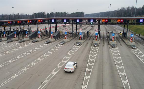 ForPost - Новости : Минтранс предложил не пускать водителей-должников на платные трассы
