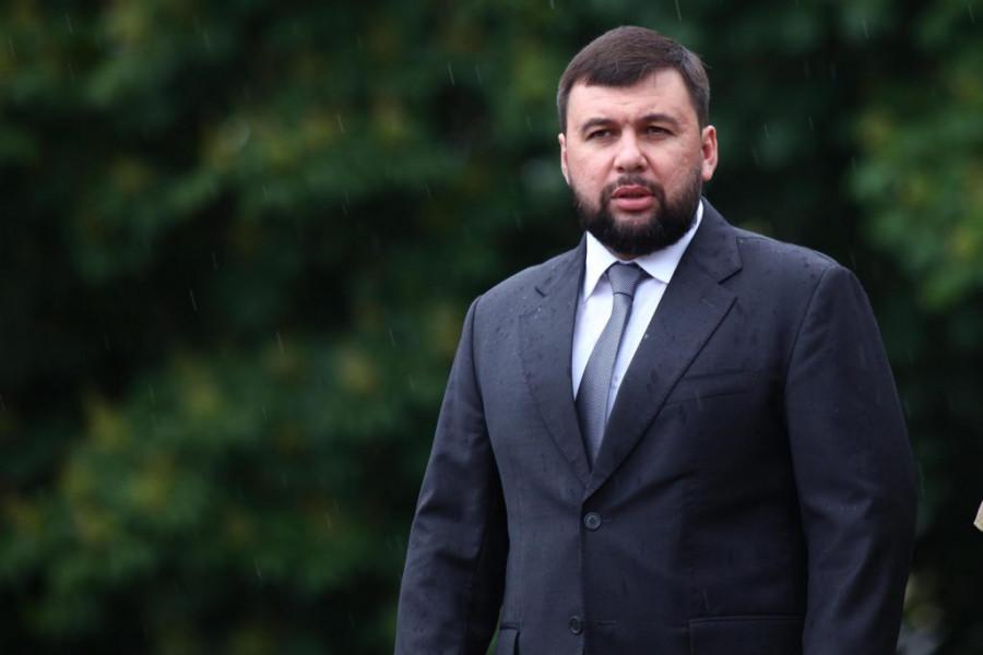 ForPost - Новости : Глава ДНР обвинил Украину в минировании больницы, поезда и десятка инфоцентров