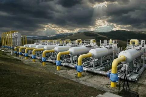 ForPost - Новости : «Газпром» отказался от увеличения транзита газа через Украину в октябре