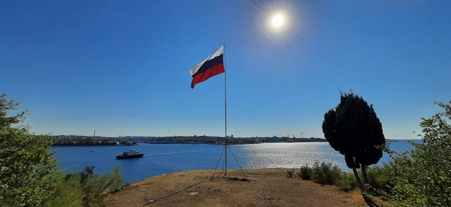 ForPost - Новости : Случай с «флагом на ниточке» обернулся историей с хорошими началом и концом