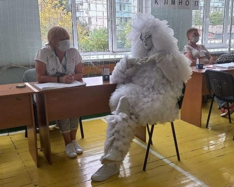 ForPost - Новости : Стали известны предварительные результаты выборов в Госдуму в Крыму