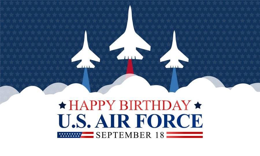ForPost - Новости : В Штатах свои ВВС поздравили открыткой с российскими истребителями