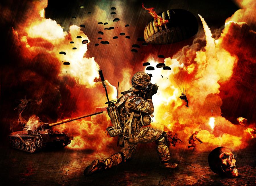 ForPost - Новости : Эксперт: Китай невероятно близок к войне с США