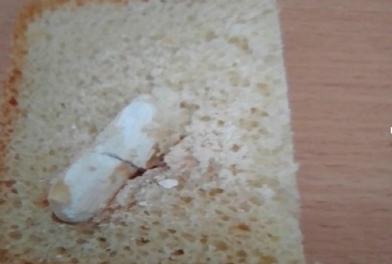 ForPost - Новости : Крымчанка нашла в хлебе отраву от тараканов