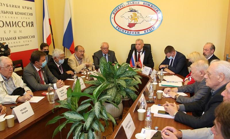 ForPost - Новости : Киев пытается «дотянуться» до участников выборов в Крыму