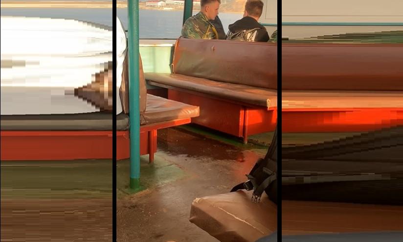ForPost - Новости : В Севастополе прохудились пассажирские катера