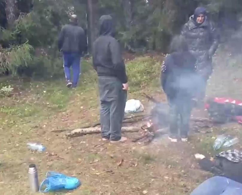 ForPost - Новости : На границе Польши и Белоруссии из-за голода и холода начали умирать люди