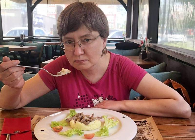 ForPost - Новости : «На...й Украину»: сестра Сенцова объявила о возвращении в Крым