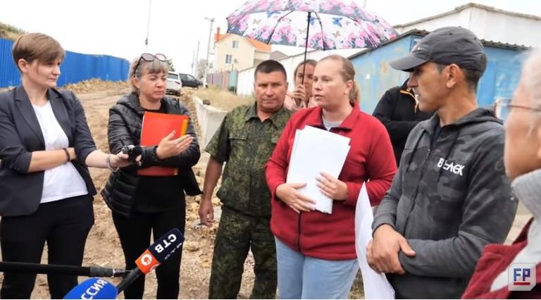 ForPost - Новости : В Севастополе дали новое обещание соседям Ледового дворца