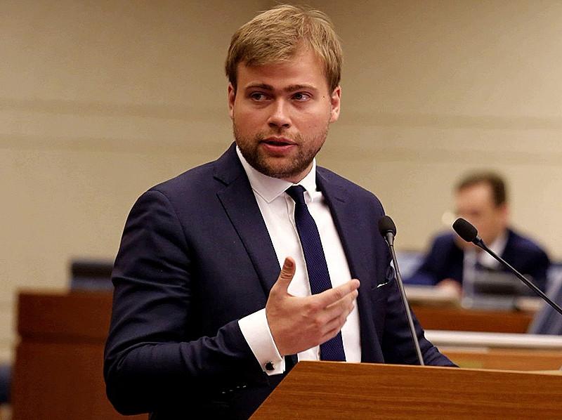 ForPost - Новости : «Люди умирают»: внук Зюганова потребовал отменить трехдневное голосование