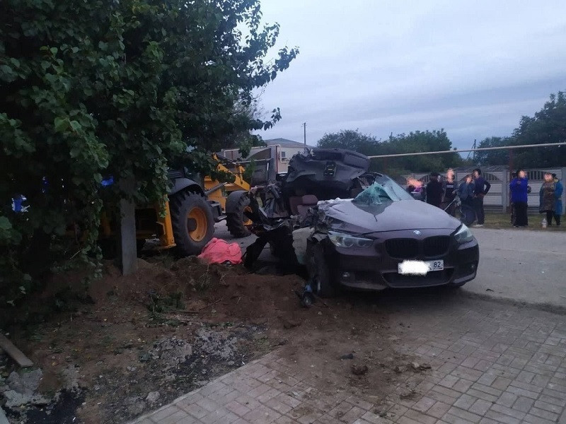 ForPost - Новости : В Крыму подростку оторвало голову