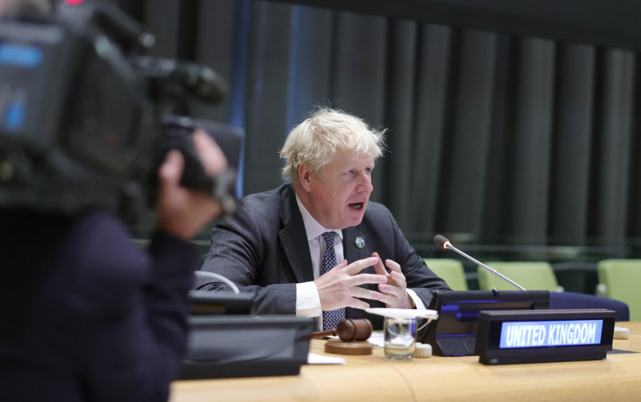 ForPost - Новости : Британский премьер заявил о желании взять имя в честь бога