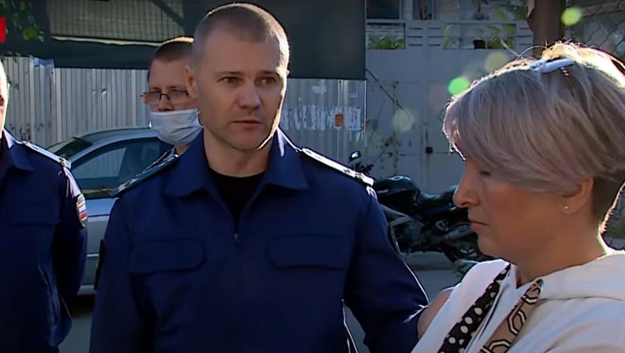 ForPost - Новости : Проданных вместе с севастопольским общежитием жильцов пытались выгнать на улицу