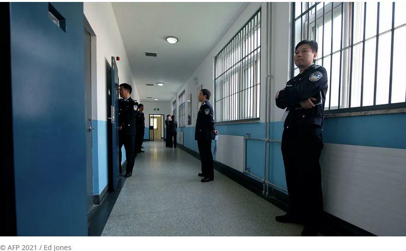 ForPost - Новости : Китай освободил двух канадцев после вылета финдиректора Huawei на родину