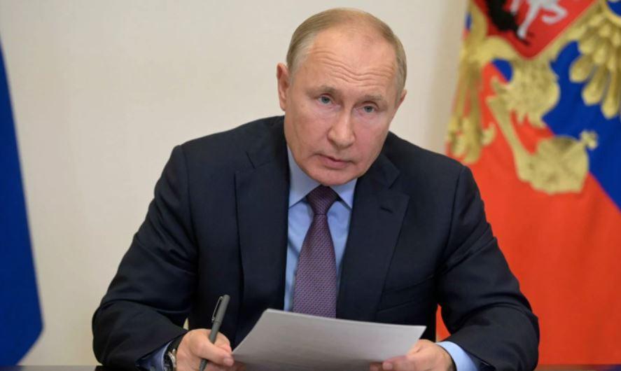 ForPost - Новости : Путин заявил о необходимости свести уровень бедности в России к минимуму