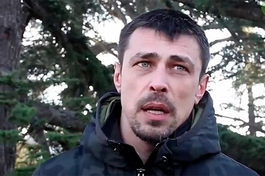 ForPost - Новости : Арестованного в Чехии участника Русской весны Франчетти могут отпустить домой
