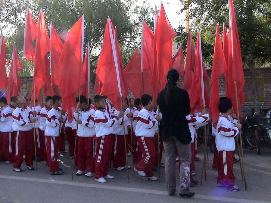 ForPost - Новости : В Китае «чипировали» детей