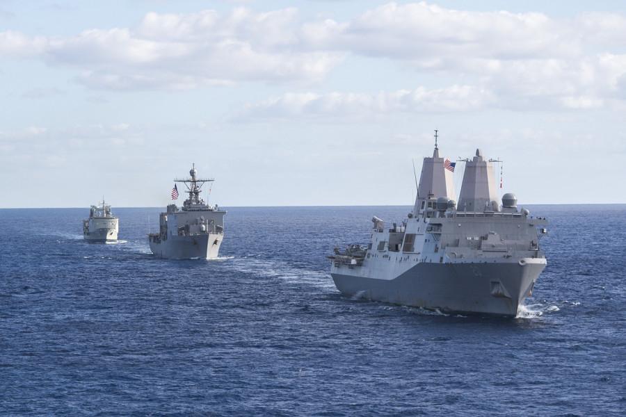 ForPost - Новости : Активность российских подводников заставила Штаты создать новую группу эсминцев