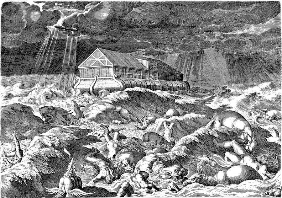 ForPost - Новости : Исследователи думают, что они нашли Ноев ковчег