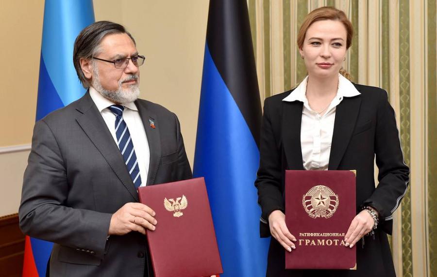 Договор о создании единого экономического пространства между ДНР и ЛНР вступил в силу