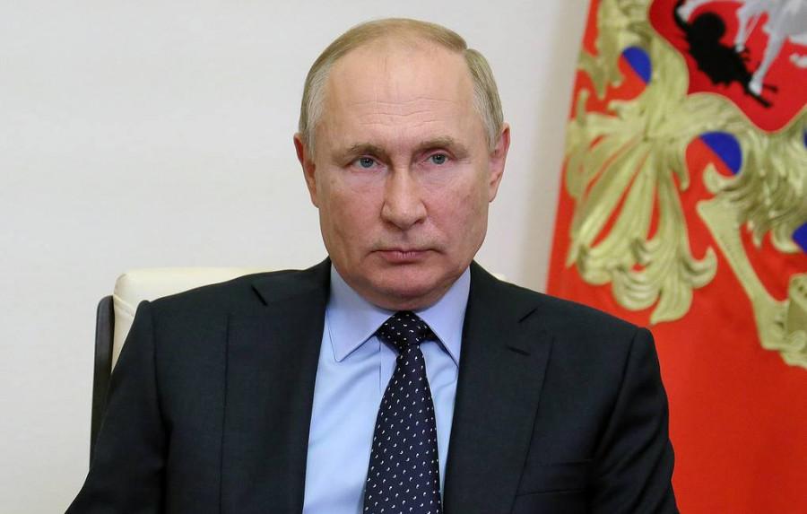 """ForPost - Новости : Путин попросил """"Газпром"""" не увеличивать поставки газа в обход Украины"""