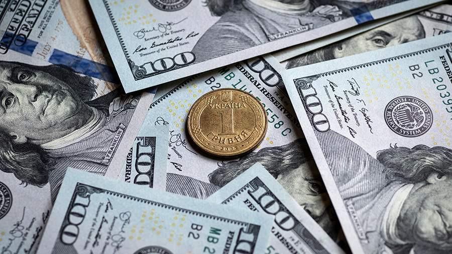 ForPost - Новости : Госдолг Украины превысил $90 млрд