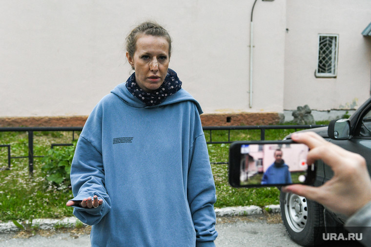 ForPost - Новости : Во втором автомобиле, столкнувшемся с машиной Собчак, погибли двое