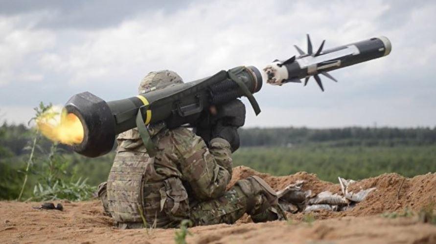 ForPost - Новости : На Украину прибыло выскокоточное оружие из США - Минобороны