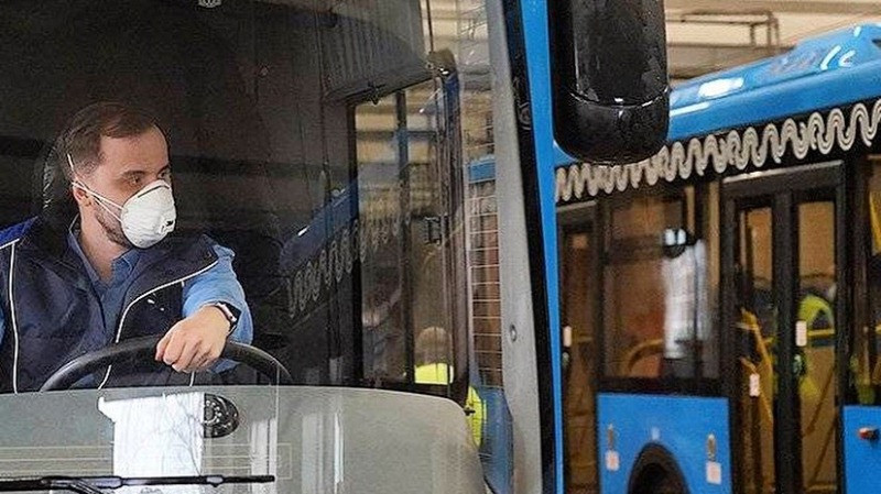 ForPost - Новости : «Путешествие в вечность»: в Крыму коронавирус «упразднил» льготный проезд