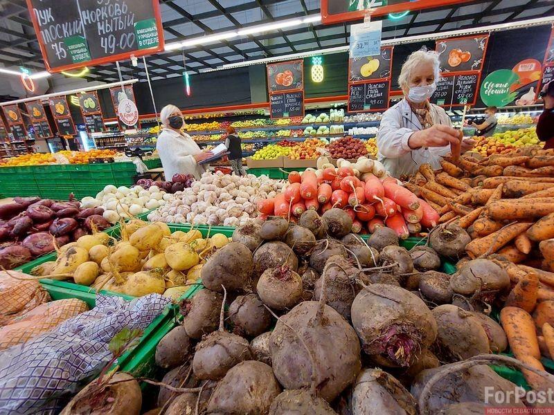 ForPost - Новости : В Крыму резко выросли цены на продукты из борщевого набора