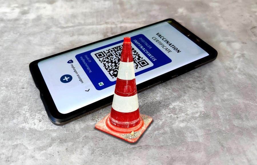 ForPost - Новости : Технология проверки QR-кодов в Севастополе пока не отработана